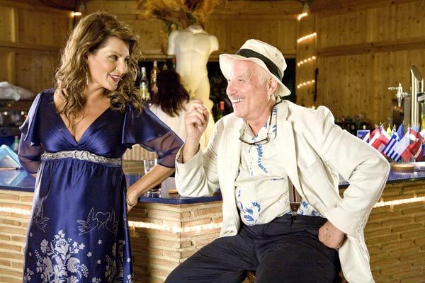 My Big Fat Greek Summer : Bild Donald Petrie, Nia Vardalos, Richard Dreyfuss