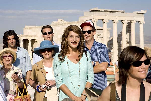 My Big Fat Greek Summer : Bild Donald Petrie, Nia Vardalos