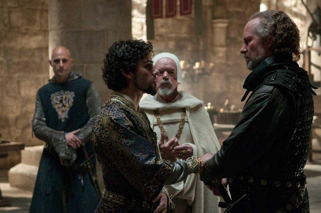 Robin Hood : Bild Mark Strong, Oscar Isaac, William Hurt