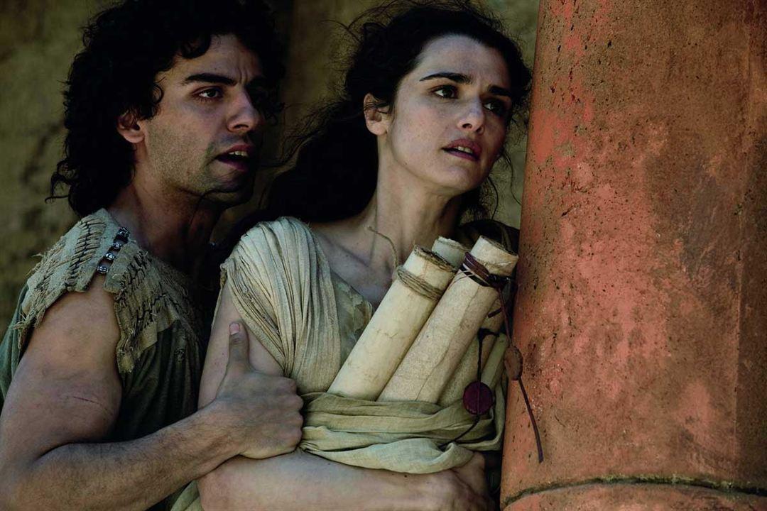 Agora - Die Säulen des Himmels : Bild Oscar Isaac, Rachel Weisz
