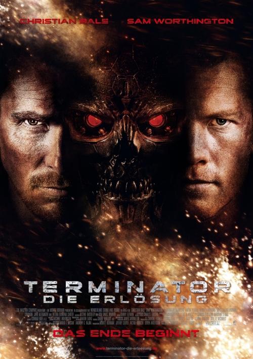 Terminator: Die Erlösung : poster