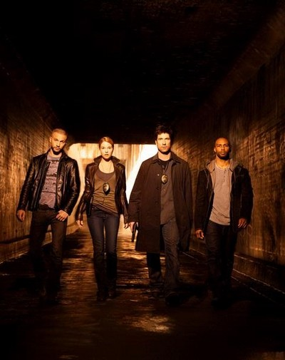 Dark Blue : Bild Dylan McDermott, Logan Marshall-Green, Nicki Aycox, Omari Hardwick
