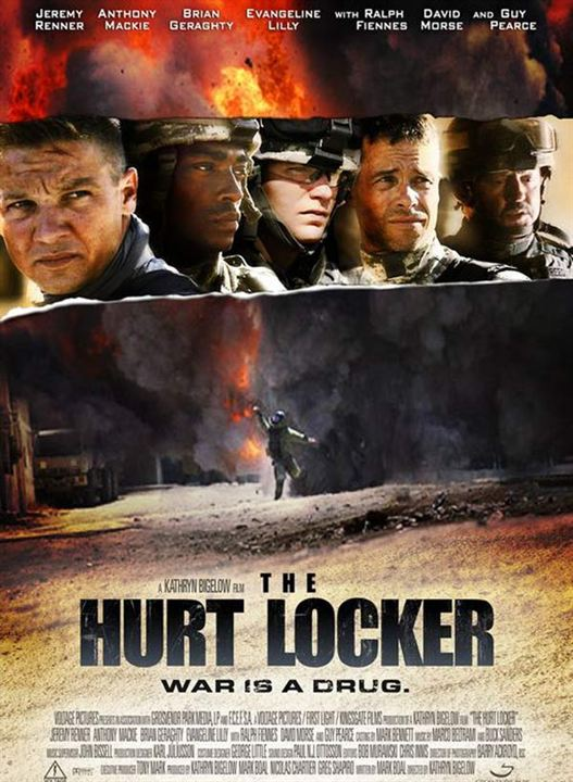 Tödliches Kommando - The Hurt Locker : Kinoposter