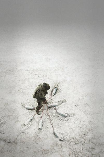 Tödliches Kommando - The Hurt Locker : Bild