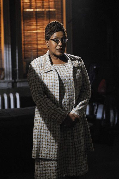 Warehouse 13 : Bild CCH Pounder