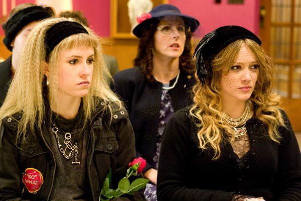 Bild Hilary Duff, Jonathan Glatzer, Molly Shannon, Olivia Thirlby