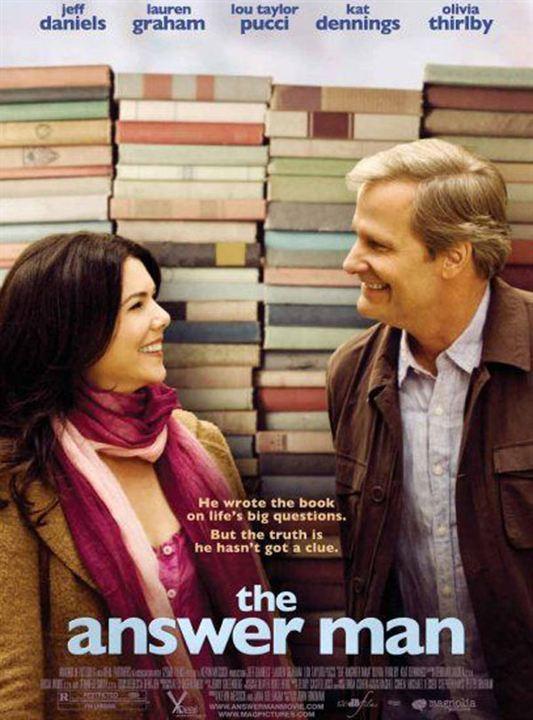 The Answer Man : Kinoposter John Hindman