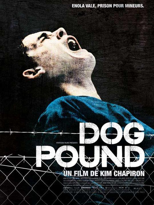 Dog Pound : Kinoposter Adam Butcher, Kim Chapiron