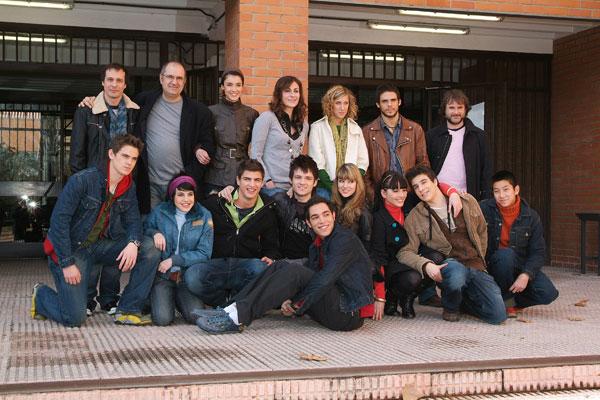 Bild Ana Milán, Andrea Duro, Bart Santana, Blanca Romero, Fele Martínez