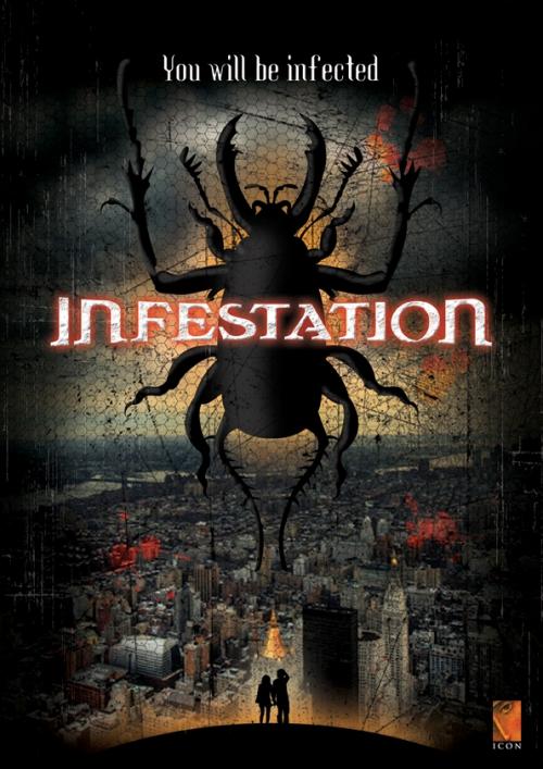 Infestation - Nur ein toter Käfer ist ein guter Käfer : poster