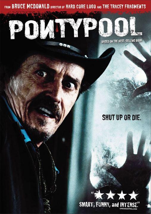 Pontypool - Radio Zombie : poster