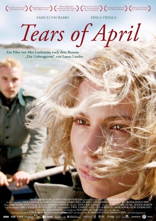Tears Of April : Kinoposter