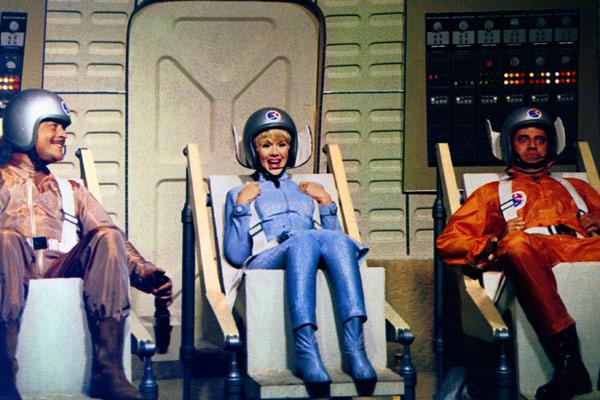 Bild Connie Stevens, Gordon Douglas, Jerry Lewis
