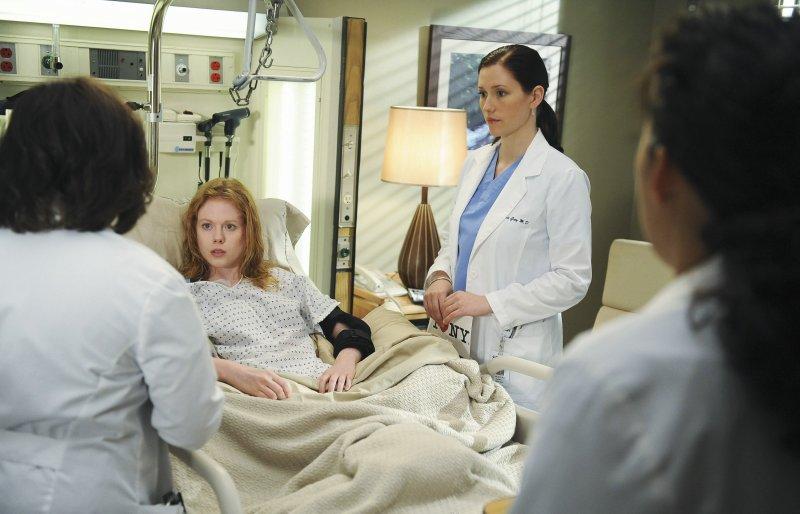 Grey's Anatomy - Die jungen Ärzte : Bild Chandra Wilson, Chyler Leigh, Sandra Oh, Zoe Boyle