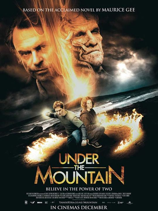 Under the Mountain : Kinoposter Jonathan King
