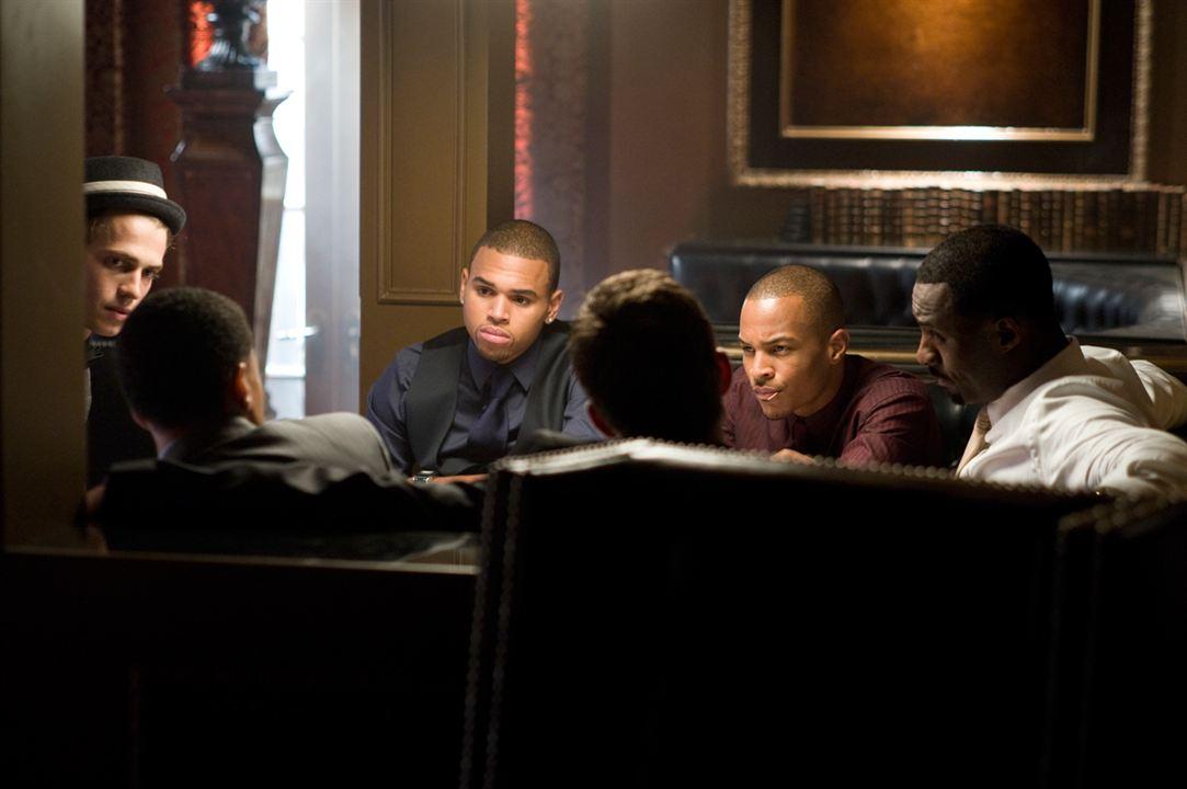 Takers : Bild Chris Brown, Hayden Christensen, Idris Elba, T.I.
