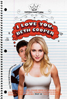 I Love You, Beth Cooper : Kinoposter