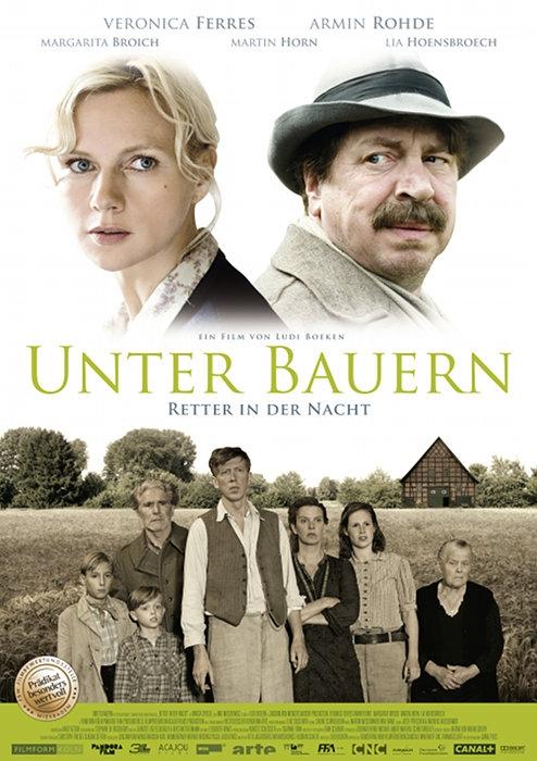 Unter Bauern : poster