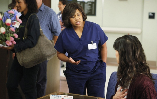 Private Practice : Bild Chandra Wilson