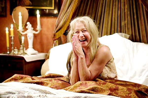 Ein russischer Sommer : Bild Helen Mirren, Michael Hoffman