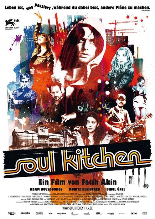 Soul Kitchen : Kinoposter