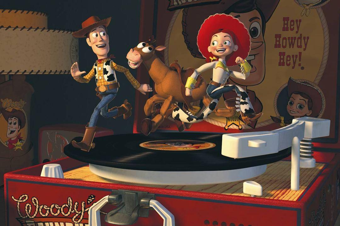 Toy Story 2 : Bild Ash Brannon, Lee Unkrich