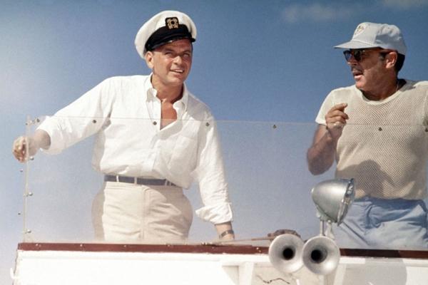 Der Schnüffler : Bild Frank Sinatra, Gordon Douglas