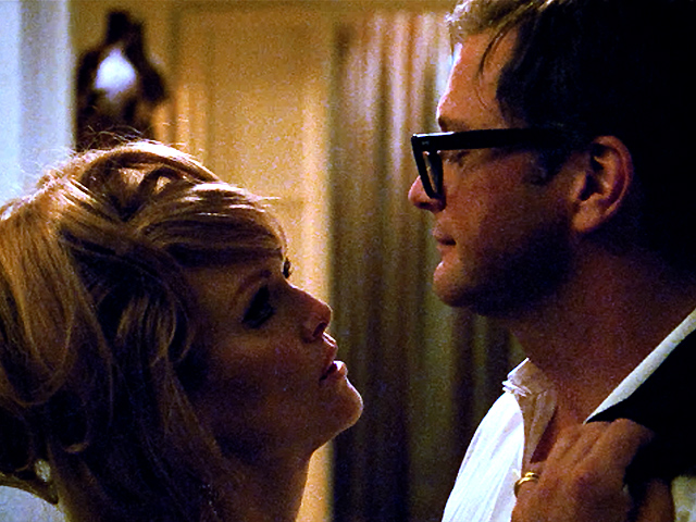 A Single Man : Bild Colin Firth, Julianne Moore