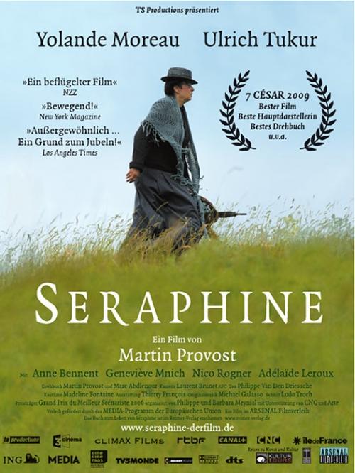 Séraphine : Kinoposter