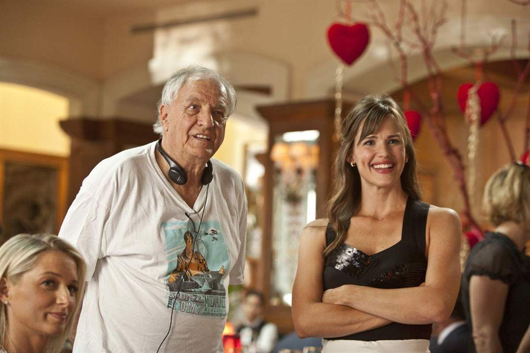 Valentinstag : Bild Garry Marshall, Jennifer Garner