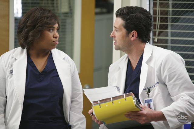 Grey's Anatomy - Die jungen Ärzte : Bild Chandra Wilson, Patrick Dempsey