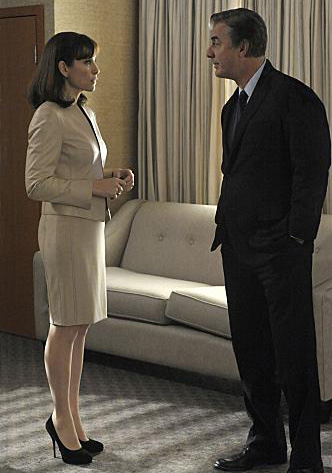 Bild Chris Noth, Julianna Margulies