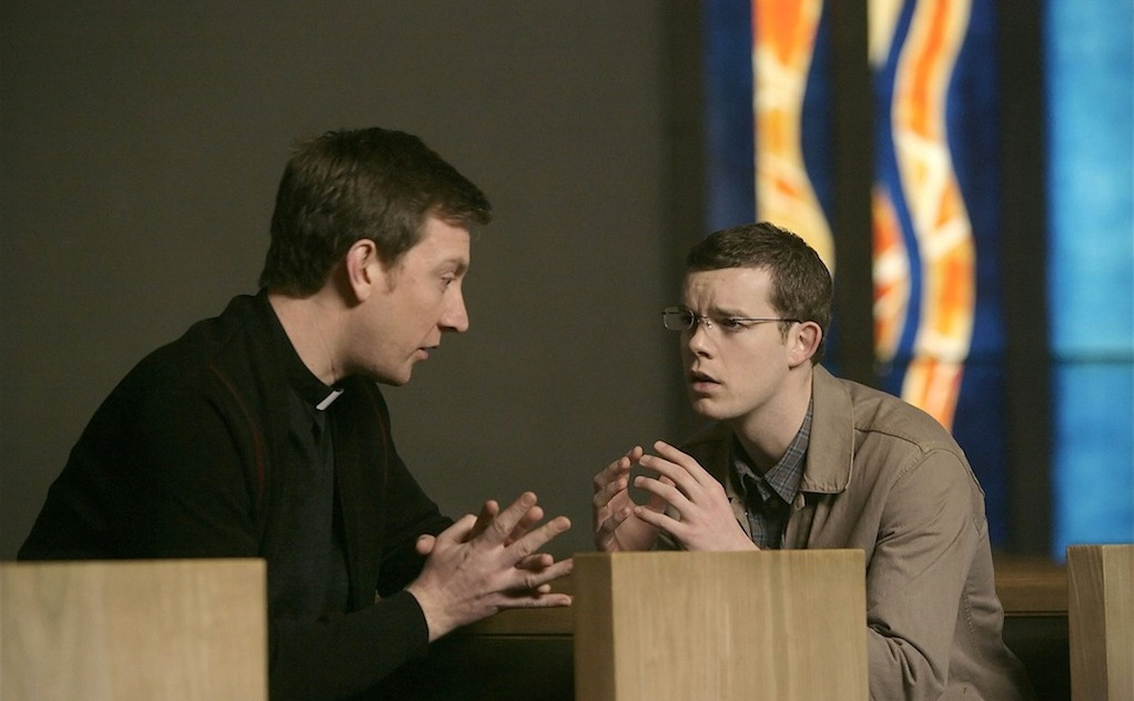 Being Human (UK) : Bild Michael Begley, Russell Tovey