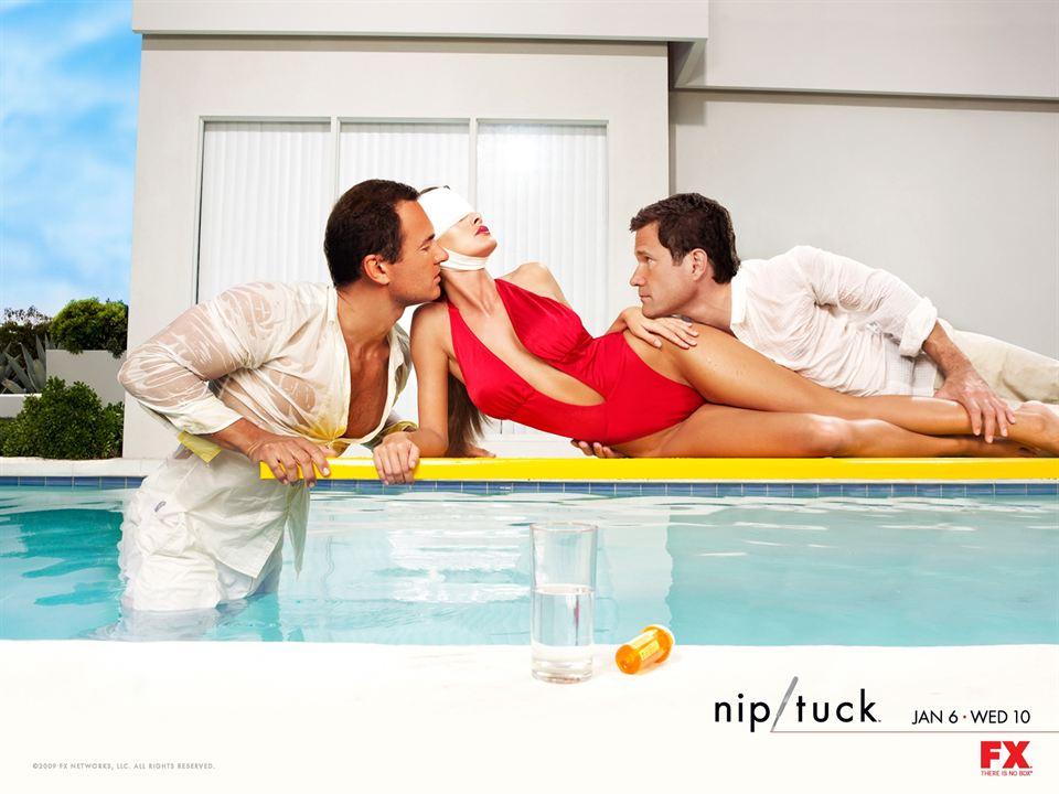 Nip/Tuck - Schönheit hat ihren Preis : Bild Dylan Walsh, Julian McMahon