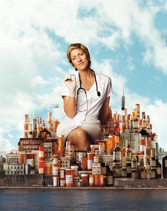 Nurse Jackie : Bild Edie Falco