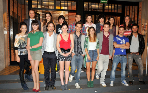 Bild Alex Batllori, Alex Hernandez, Álex Martínez (II), Andrea Duro, Enrique Arce