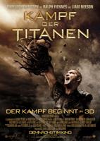 Kampf der Titanen : poster
