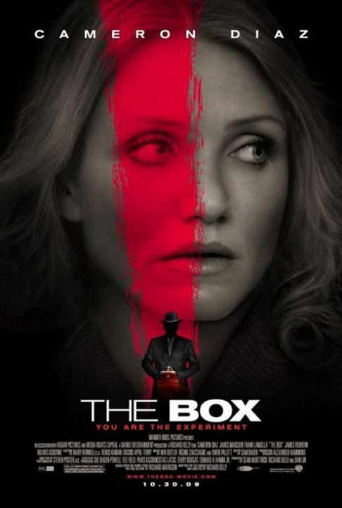 The Box - Du bist das Experiment : Kinoposter