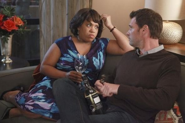 Bild Chandra Wilson, Scott Foley