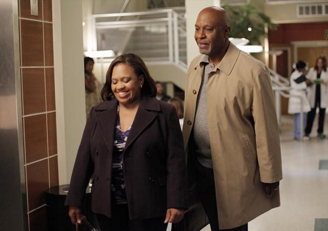 Bild Chandra Wilson, James Pickens Jr.