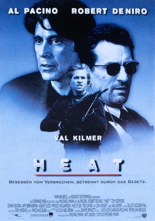 Heat : Kinoposter