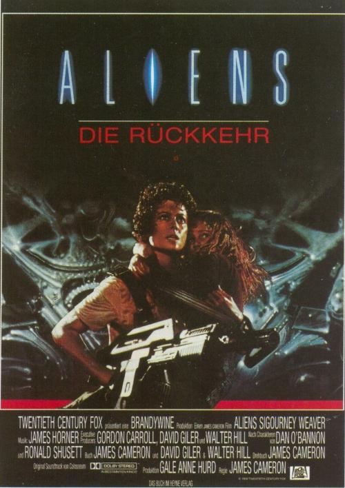 Aliens - Die Rückkehr : Kinoposter