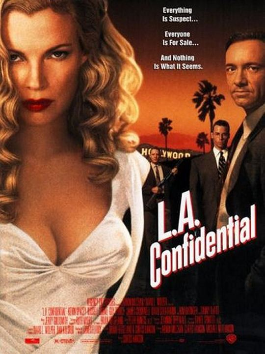 L.A. Confidential : Kinoposter