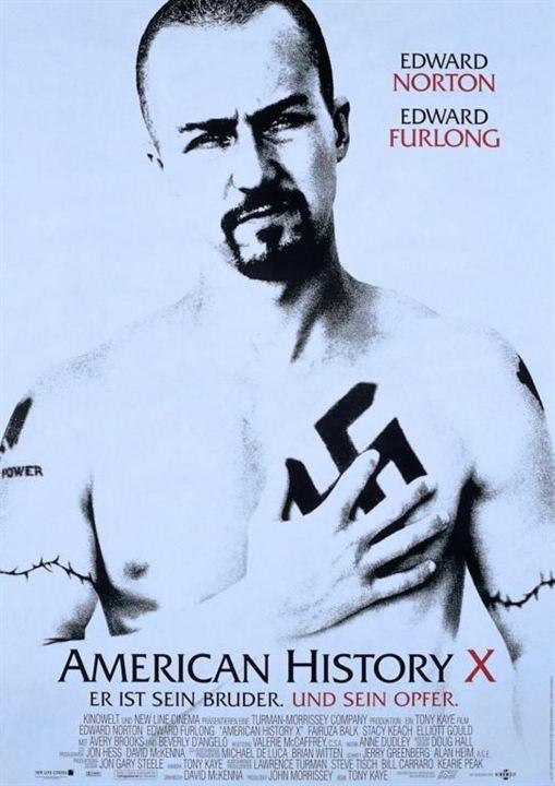 American History X : Kinoposter