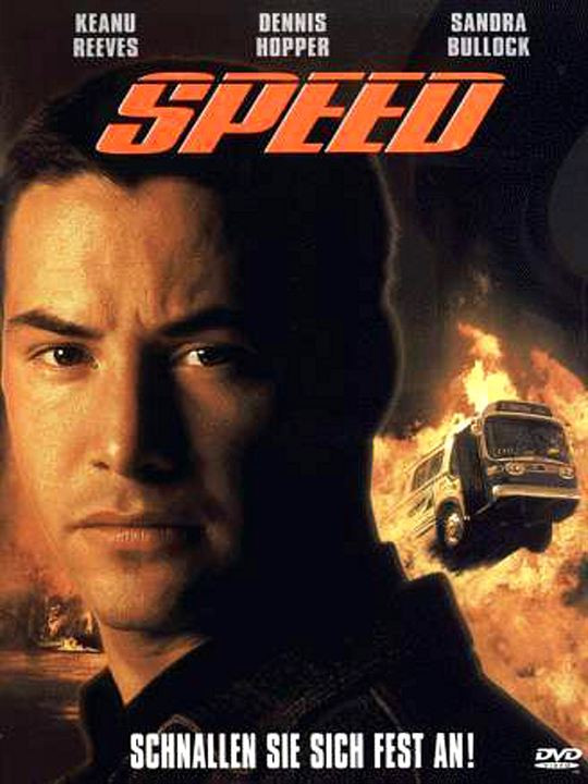 Speed : Kinoposter