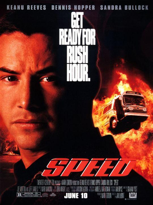 Speed : Kinoposter