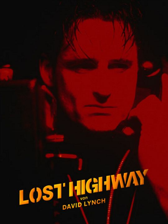 Lost Highway : poster