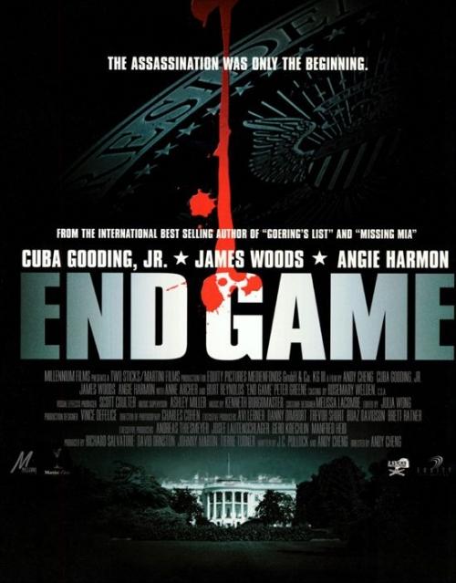 End Game - Tödliche Abrechnung : Kinoposter