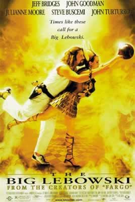 The Big Lebowski : Kinoposter