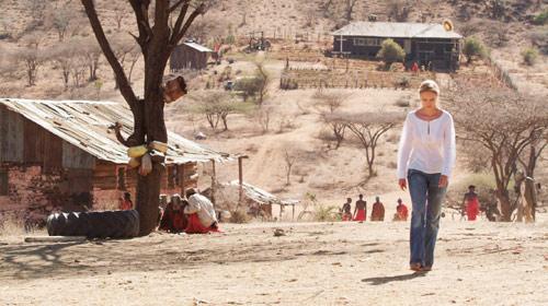 Die weiße Massai : Bild